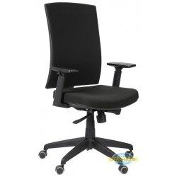 Krzesło obrotowe KB-8922B CZARNY