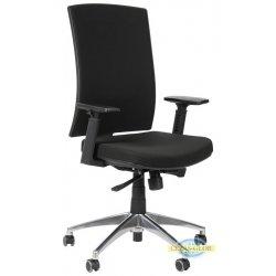 Krzesło obrotowe KB-8922B/ALU CZARNY