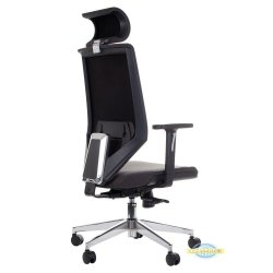 Krzesło obrotowe z wysuwem siedziska TK.26