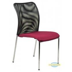 Krzesło stacjonarne HN-7502/CH CZARNY