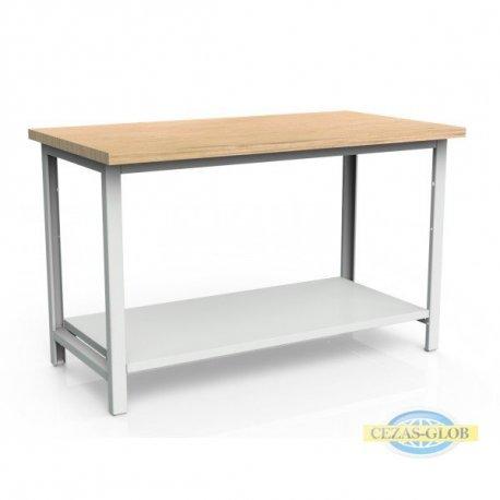 Stół 2-modułowy + 1 półka W-P2 WS2-01