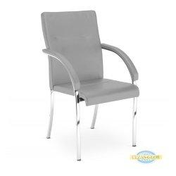 Fotel NEO LUX 4L ARM chrome
