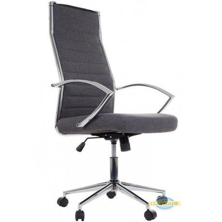 Fotel NE-637/5 SZARY