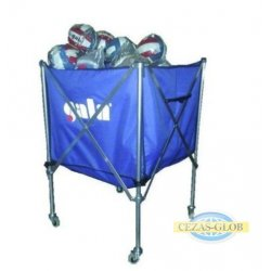 Wózek na piłki składany Gala (parasolka)