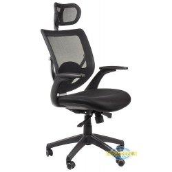 Krzesło obrotowe  KB-8904 CZARNY