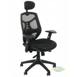 Krzesło obrotowe  KB-8905 CZARNY