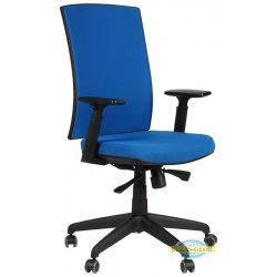 Krzesła obrotowe KB-8922B NIEBIESKI
