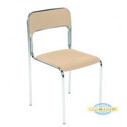 Krzesło CORTINA chrome