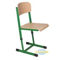 """Krzesło szkolne regulowane """"Zbyszek"""" Nr 3-4"""