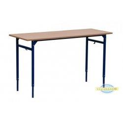 Stół szkolny regulowany LEON