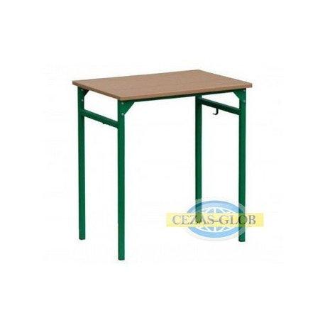 Stół  szkolny  LEON 1-osobowy