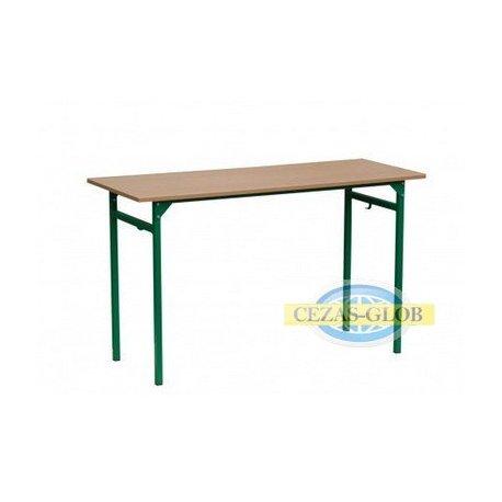 Stół  szkolny LEON 2-osobowy