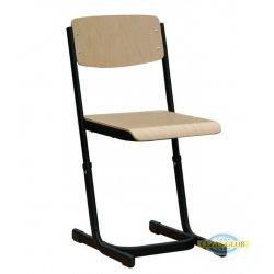Krzesło szkolne regulowane REKS W nr 3-4