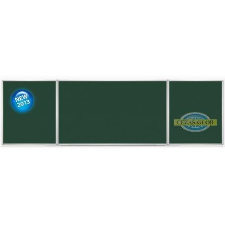 Tablica lakier.magnet.-zielona 170x100/340