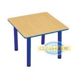 """Stół przedszkolny """"Puchatek"""" z bl. kwadratowym Nr 1-4"""