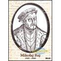 Plansza Wybitni Polacy - Mikołaj Rej