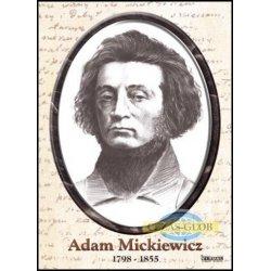 Plansza Wybitni Polacy - Adam Mickiewicz
