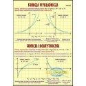 Plansza Funkcja wykładnicza i logarytmiczna