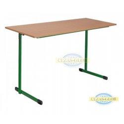 stół szkolny 2-os zbyszek nr 5-7