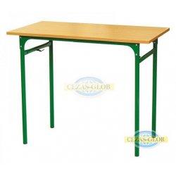 Stół szkolny KUBUŚ 1-os Nr 3,4 rura fi 32 mm