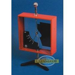 Elektrometr z puszką elektroskop