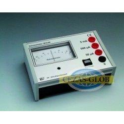 Galwanometr analogowy 0,05/05/5 mA