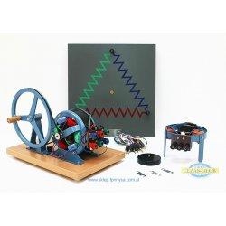 Generator prądu trójfazowego