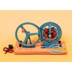 Prądnica - silnik