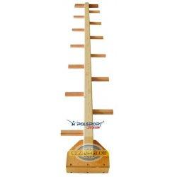 Drabina schodkowa 2,5 m z zaczepem