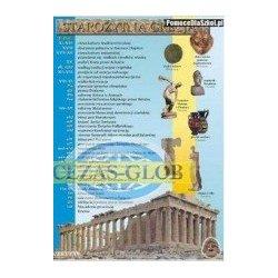 Plansza Starożytna Grecja