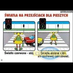 Uczeń w ruchu drogowym